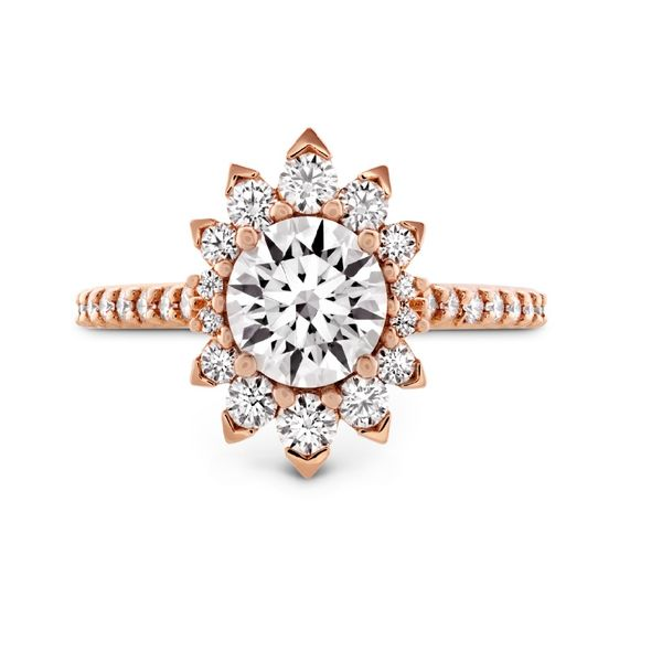 Behati Oval Engagement Ring Peter & Co. Jewelers Avon Lake, OH