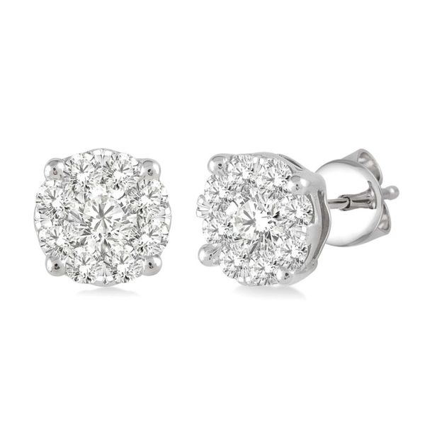 3/4ctw Diamond Stud Earrings Peter & Co. Jewelers Avon Lake, OH