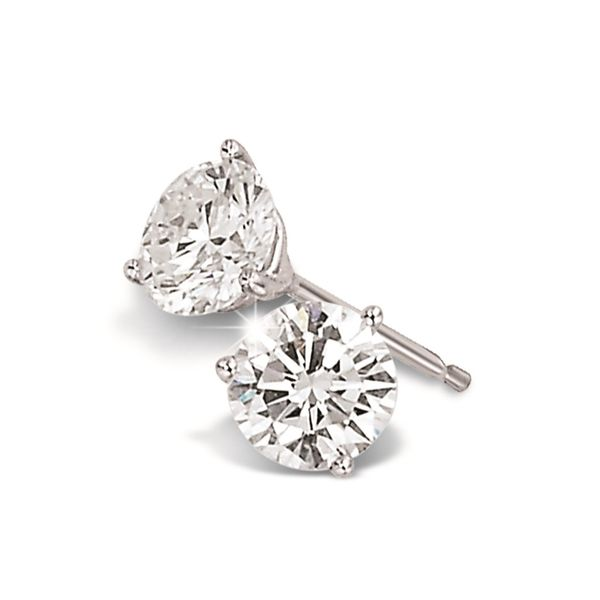 0.62ctw Diamond Stud Earrings Peter & Co. Jewelers Avon Lake, OH
