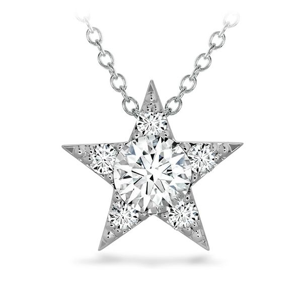Hearts On Fire Illa Star Necklace Peter & Co. Jewelers Avon Lake, OH