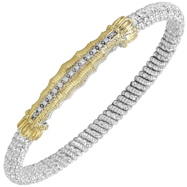 4mm Diamond Vahan Band Bracelet Peter & Co. Jewelers Avon Lake, OH