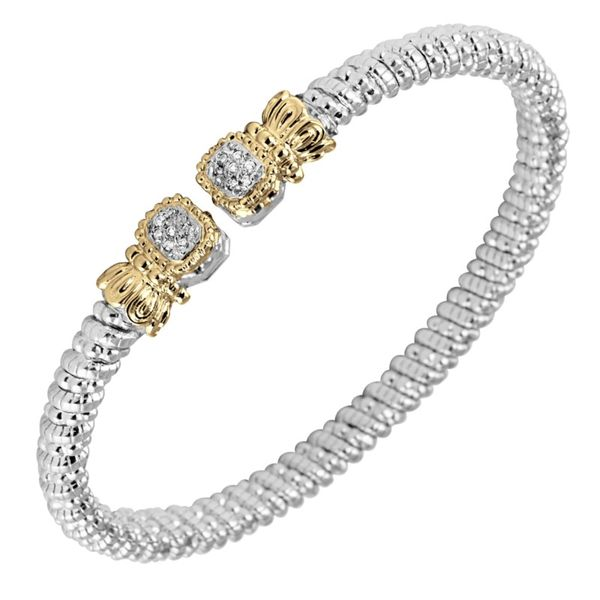 Open Vahan Diamond Bracelet Peter & Co. Jewelers Avon Lake, OH