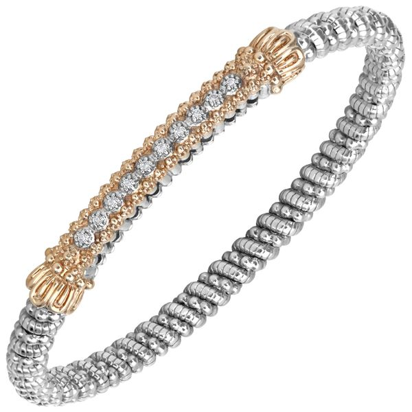 Diamond Vahan Band Bracelet Peter & Co. Jewelers Avon Lake, OH