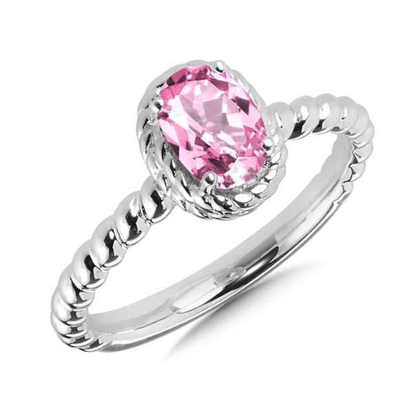 Pink Sapphire Fashion Ring Peter & Co. Jewelers Avon Lake, OH