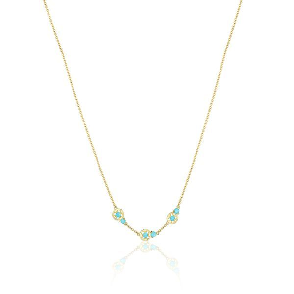 Turquoise Tacori Necklace Peter & Co. Jewelers Avon Lake, OH