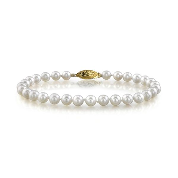 Akoya Pearl Bracelet Peter & Co. Jewelers Avon Lake, OH