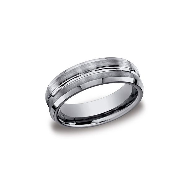 7mm Tungsten Band Peter & Co. Jewelers Avon Lake, OH
