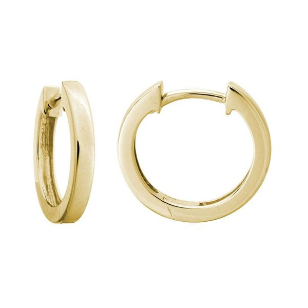 Hinged Hoop Earrings Peter & Co. Jewelers Avon Lake, OH