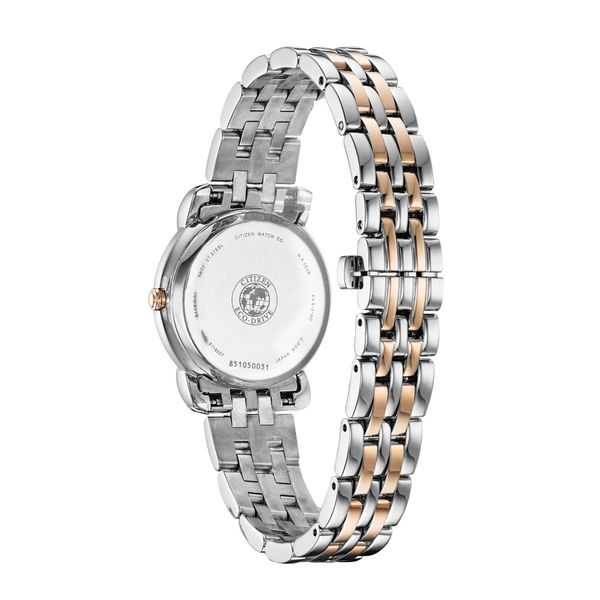 Citizen Jolie Diamond Eco-Drive Ladies Watch Image 2 Peter & Co. Jewelers Avon Lake, OH