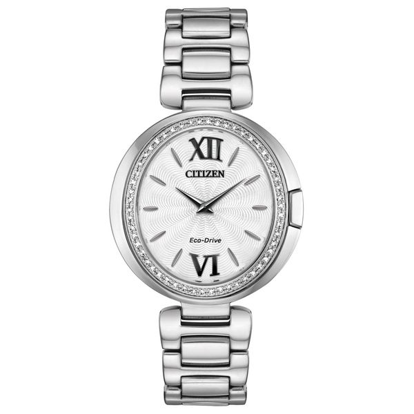 Citizen Capella Diamond Eco-Drive Ladies' Watch Peter & Co. Jewelers Avon Lake, OH