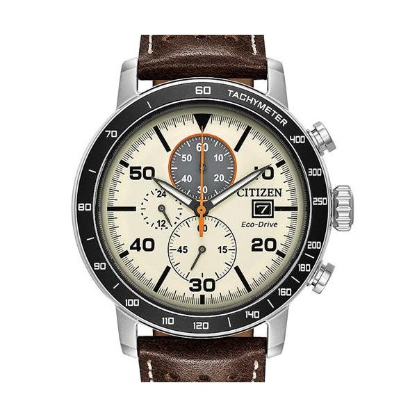 Citizen Bryson Eco-Drive Chronograph Mens's Watch Peter & Co. Jewelers Avon Lake, OH
