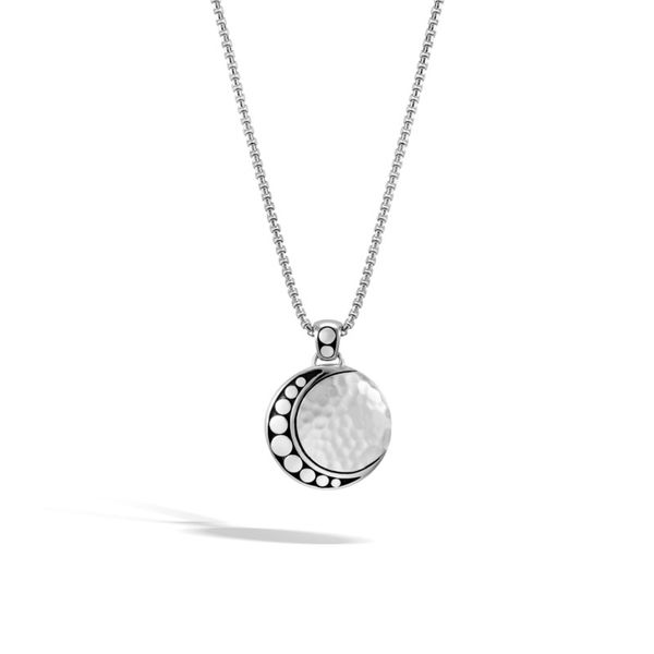 John Hardy Moon Phase Pendant Peter & Co. Jewelers Avon Lake, OH