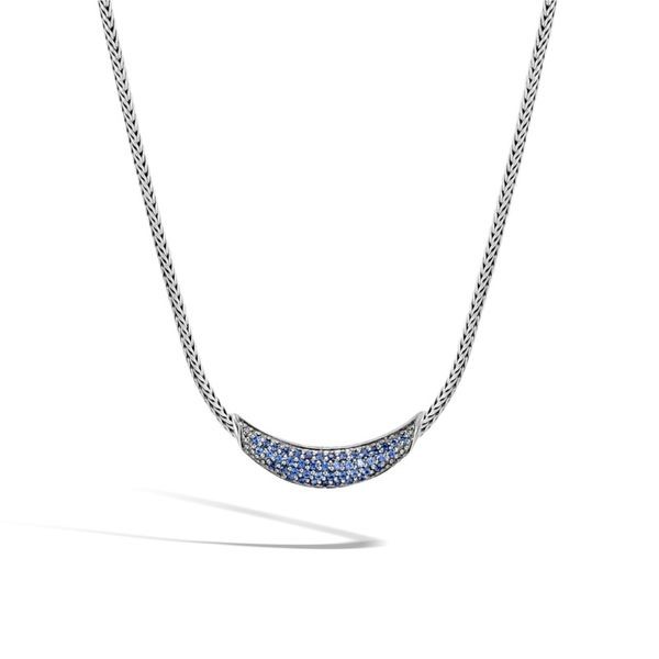 John Hardy Blue Sapphire Necklace Peter & Co. Jewelers Avon Lake, OH