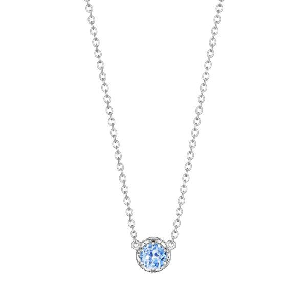 Tacori Crescent Station Necklace Peter & Co. Jewelers Avon Lake, OH