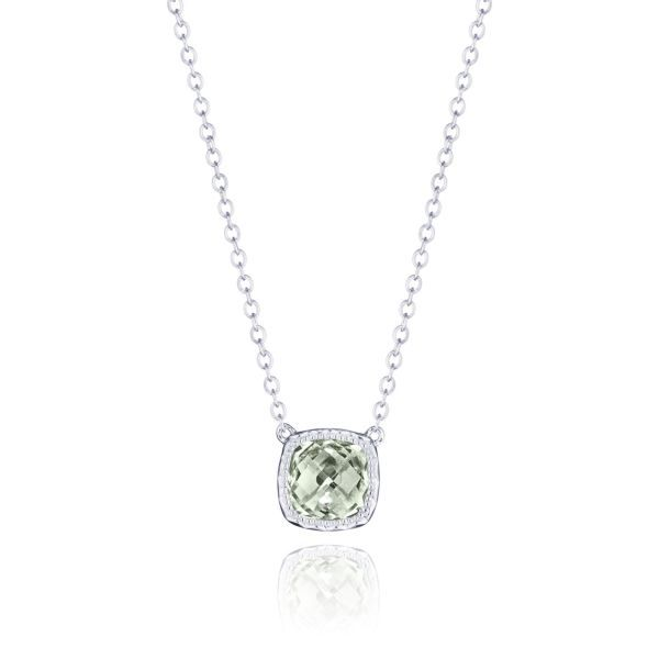Prasiolite Tacori Necklace Peter & Co. Jewelers Avon Lake, OH