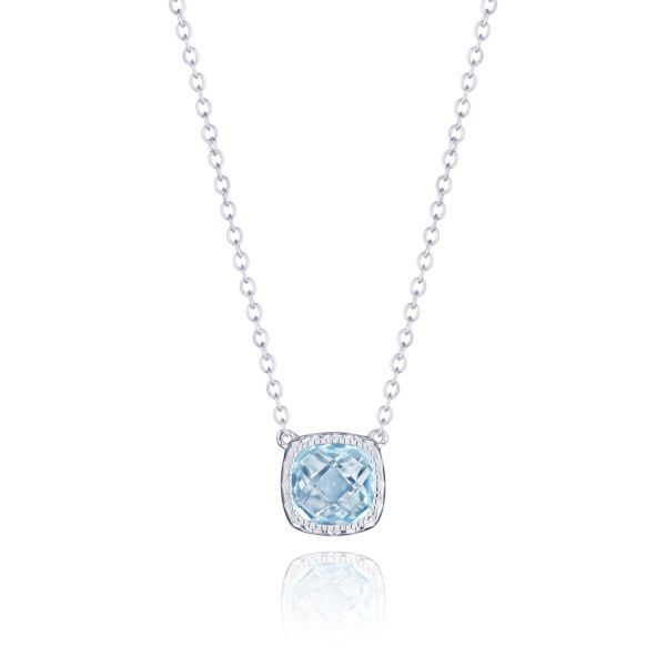 Sky Blue Topaz Tacori Necklace Peter & Co. Jewelers Avon Lake, OH