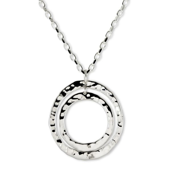 Circles Pendant Necklace Peter & Co. Jewelers Avon Lake, OH