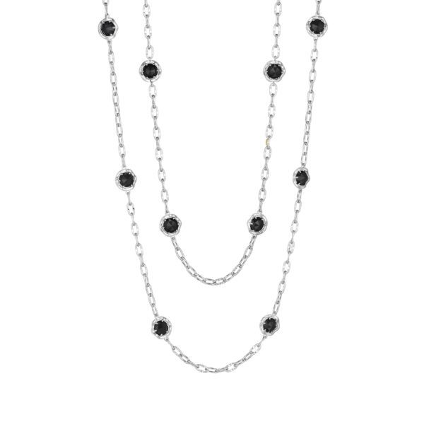 Black Onyx Medley Tacori Necklace Peter & Co. Jewelers Avon Lake, OH