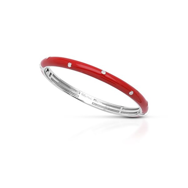 Staccato Red Belle etoile Bangle Peter & Co. Jewelers Avon Lake, OH