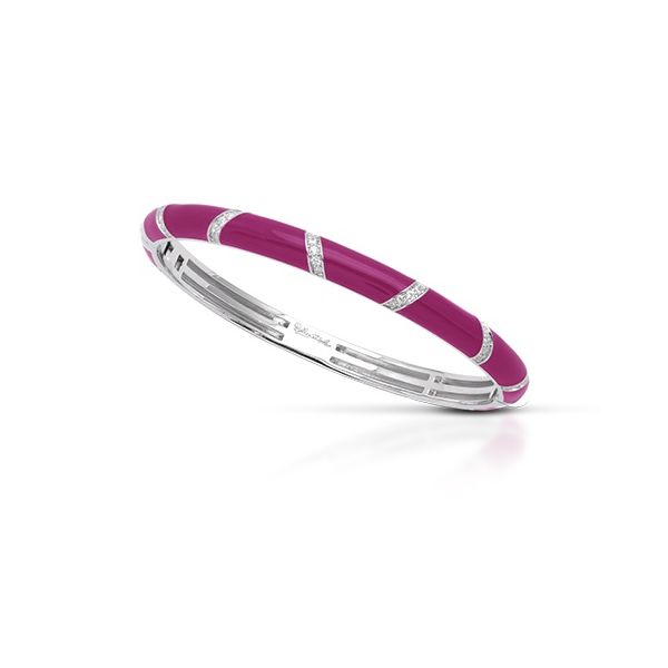 Glissando Sangria Belle etoile Bangle Peter & Co. Jewelers Avon Lake, OH
