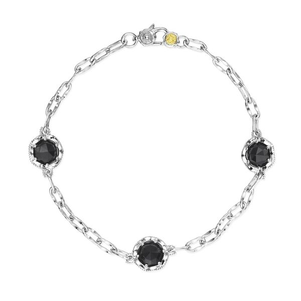 Black Onyx Tacori Bracelet Peter & Co. Jewelers Avon Lake, OH