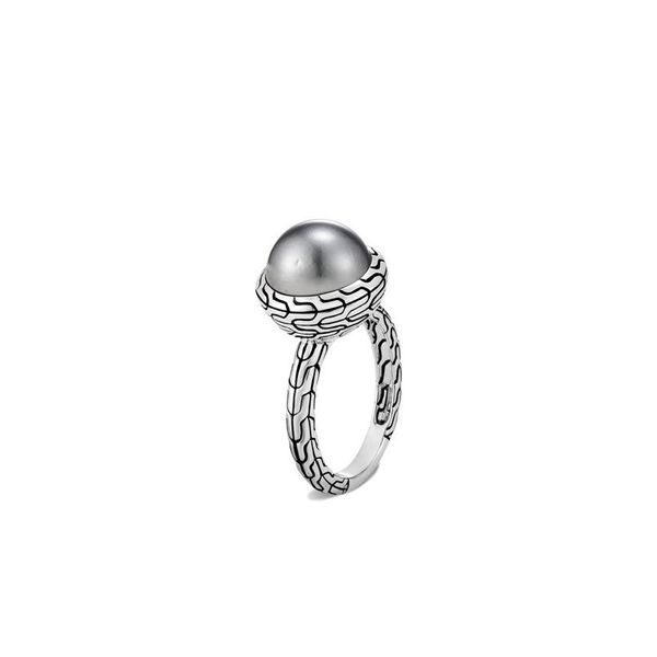 John Hardy Tahitian Pearl Ring Peter & Co. Jewelers Avon Lake, OH