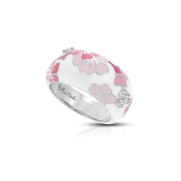 Sakura Belle Etoile Ring Peter & Co. Jewelers Avon Lake, OH