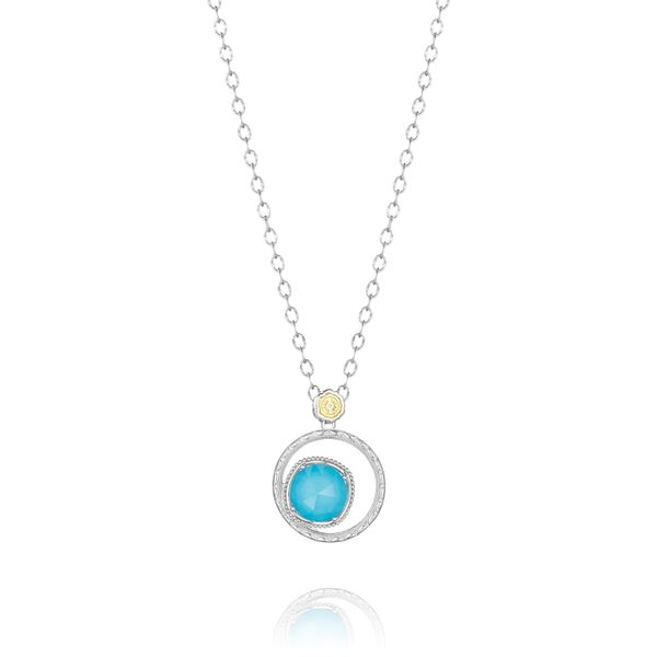 Turquoise Island Rains Tacori Necklace Peter & Co. Jewelers Avon Lake, OH