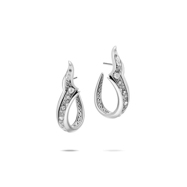 John Hardy Lahar Earrings Peter & Co. Jewelers Avon Lake, OH