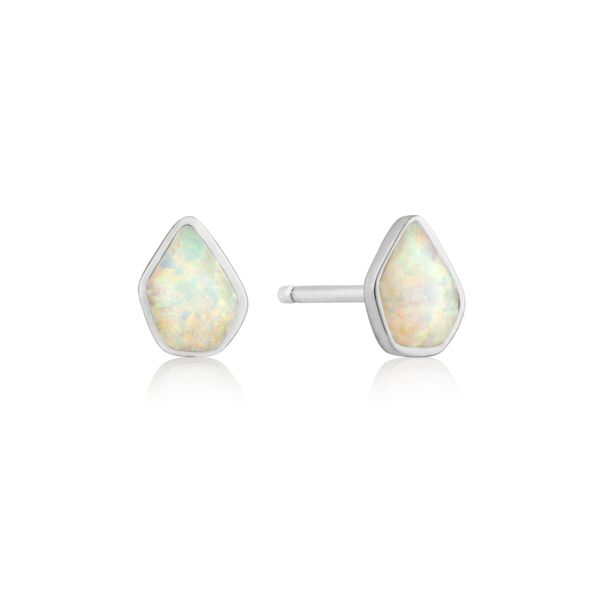 Ania Haie Opal Color Stud Earrings Peter & Co. Jewelers Avon Lake, OH
