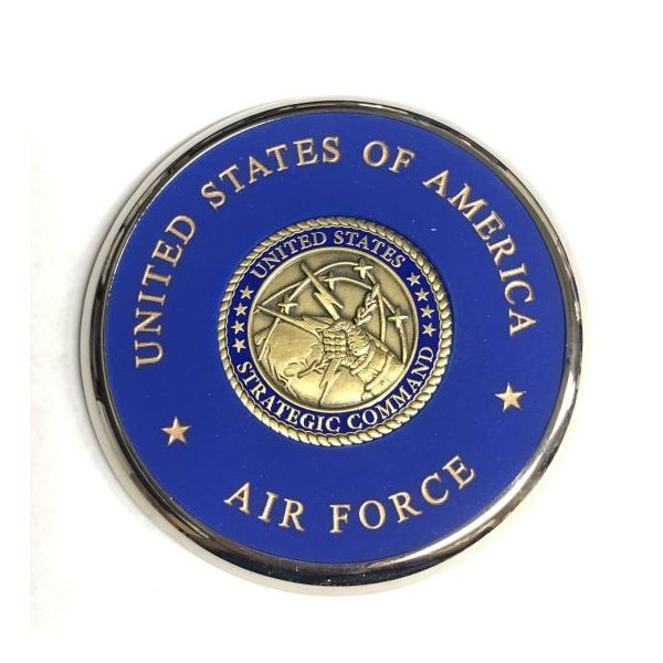 USA Air Force Coaster Pineforest Jewelry, Inc. Houston, TX