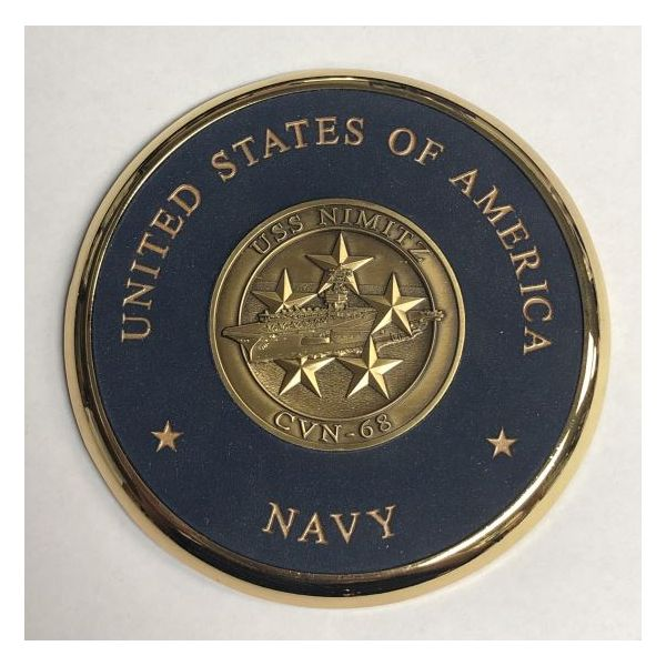 USA Navy Coaster Pineforest Jewelry, Inc. Houston, TX