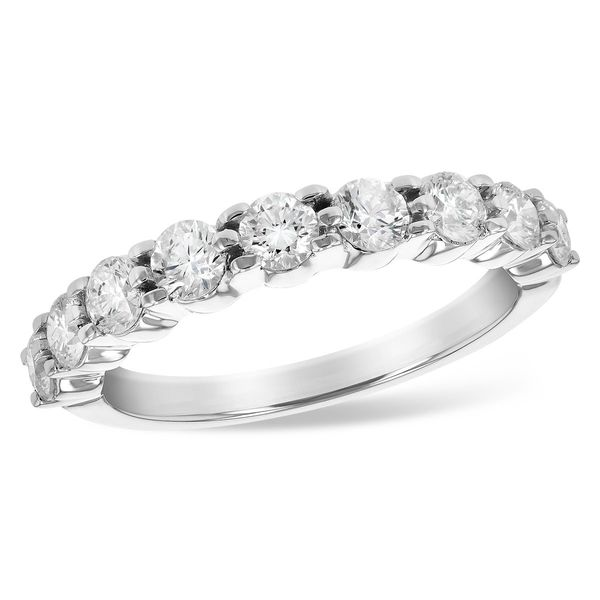 14KW 1.00ctTW Diamond Wedding Band Pineforest Jewelry, Inc. Houston, TX