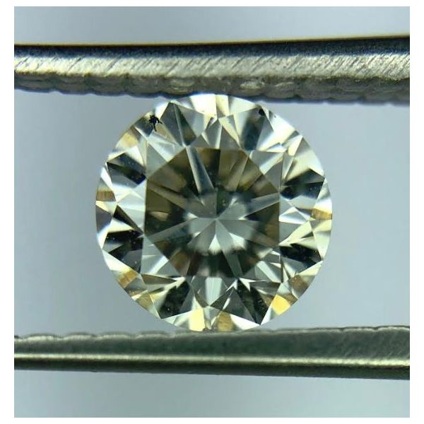 0.58ct RBC L/SI2 (TLB)  (GIA) Report #6117045171 Pineforest Jewelry, Inc. Houston, TX