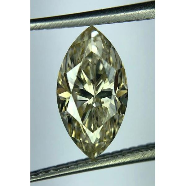1.51ct MQ Champagne SI2 Diamond with GIA Report Pineforest Jewelry, Inc. Houston, TX