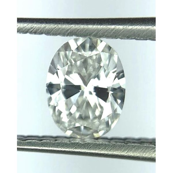 0.42ct Oval F-G/VS2 Diamond Pineforest Jewelry, Inc. Houston, TX