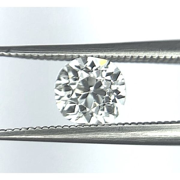 .33ct I-J/VS Round Old Mine-Cut Diamond Pineforest Jewelry, Inc. Houston, TX