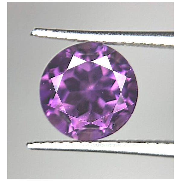 8mm Round Lab-Created Alexandrite 2.54ct Pineforest Jewelry, Inc. Houston, TX