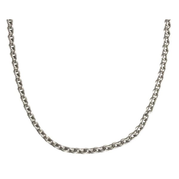 Titanium Link Chain 20in Pineforest Jewelry, Inc. Houston, TX