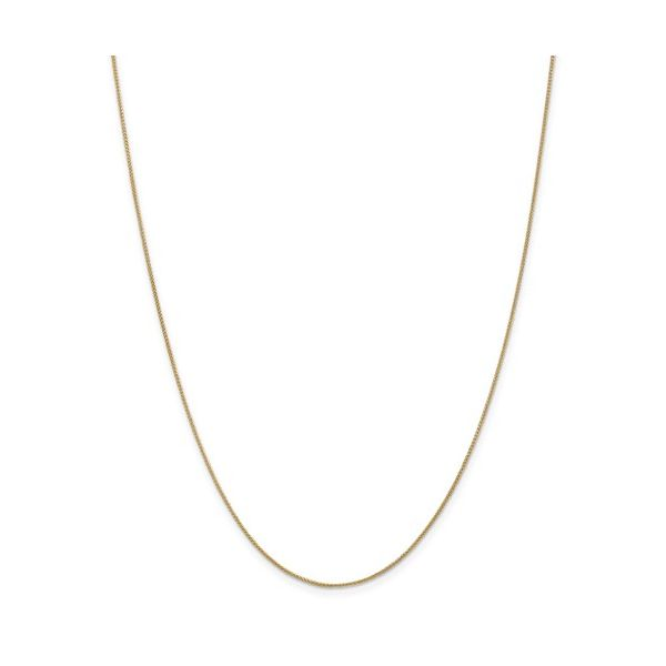 14KY Spiga Chain 16in Pineforest Jewelry, Inc. Houston, TX