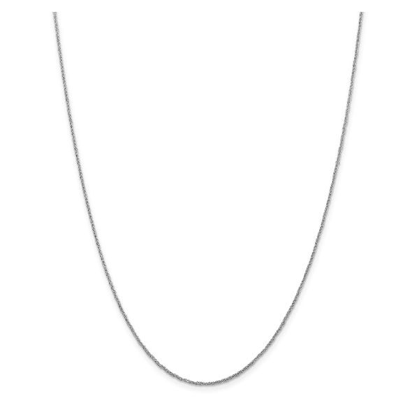 14K White Gold Ropa Chain Pineforest Jewelry, Inc. Houston, TX