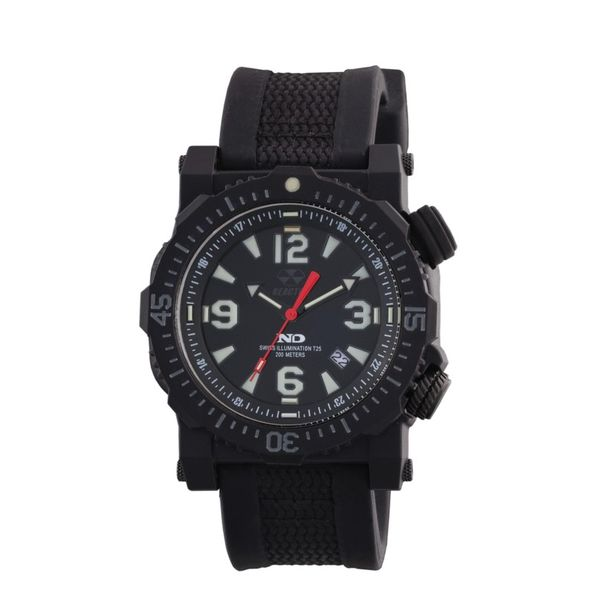 Gent's Black Tn Titan Watch Pineforest Jewelry, Inc. Houston, TX