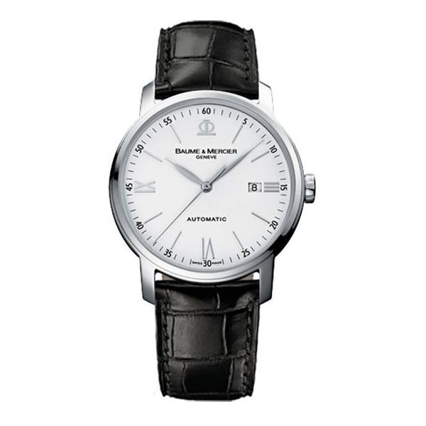 Preowned Baume & Mercier Classima Executive Mens Watch Pineforest Jewelry, Inc. Houston, TX
