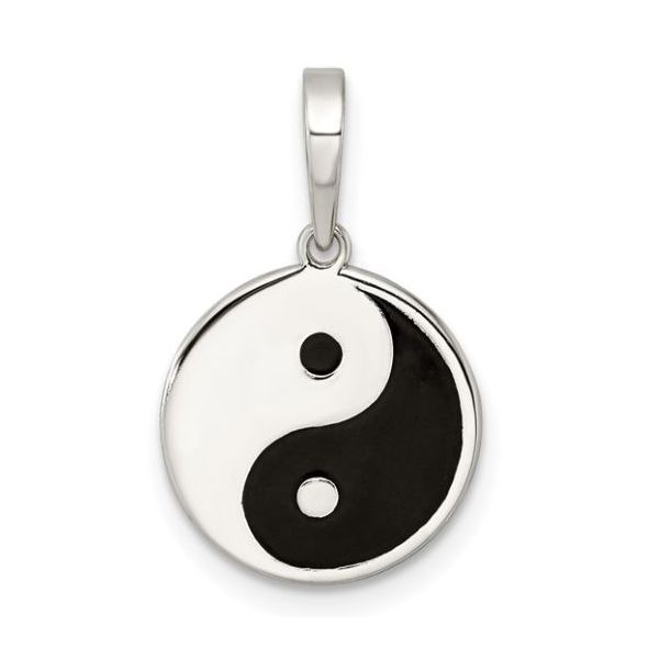 Yin Yang Pendant Pineforest Jewelry, Inc. Houston, TX