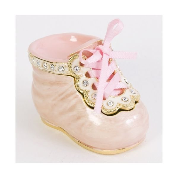 Pink Baby Shoe Pineforest Jewelry, Inc. Houston, TX