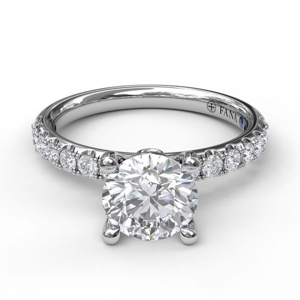 Engagement Ring Image 2 P.J. Rossi Jewelers Lauderdale-By-The-Sea, FL