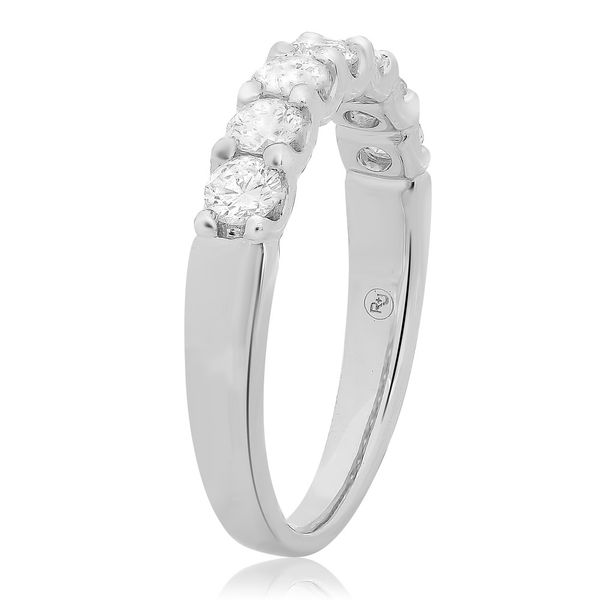 Diamond Band Image 4 P.J. Rossi Jewelers Lauderdale-By-The-Sea, FL
