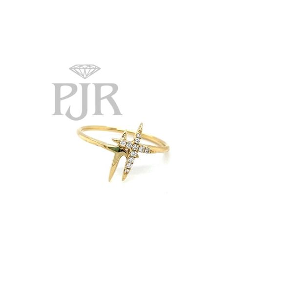 Ladies Diamond Ring P.J. Rossi Jewelers Lauderdale-By-The-Sea, FL
