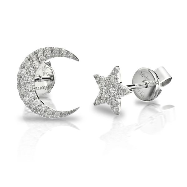 Diamond Earrings P.J. Rossi Jewelers Lauderdale-By-The-Sea, FL