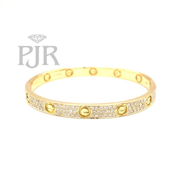 Diamond Bracelet P.J. Rossi Jewelers Lauderdale-By-The-Sea, FL